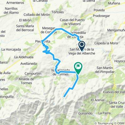 Day 5 - Stage 20 - Saturday 14th La Vuelta EXP