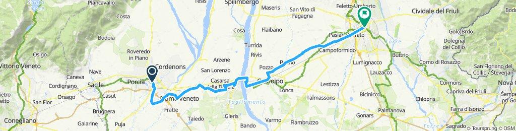 CVA 18: Pordenone-Udine