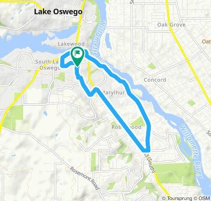 LO river loop