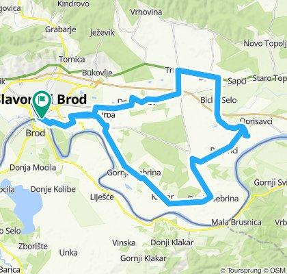 302 Slavonska ravnica