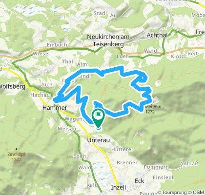 Hammer/Farnbichl-Neukirchen- Stoißeralm