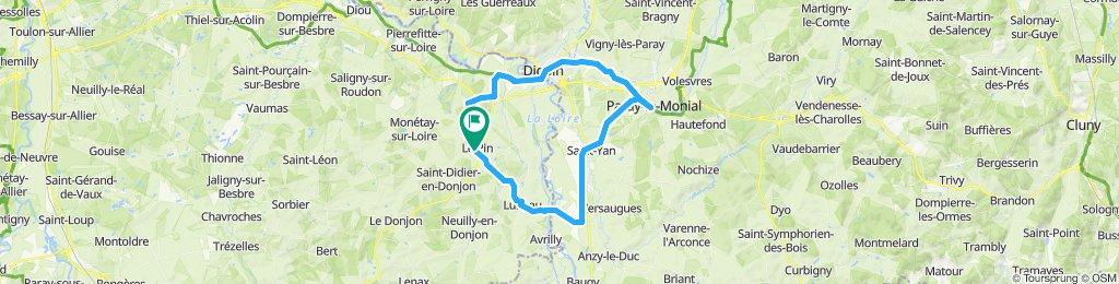 Route 1 Maison Vin D'Hus