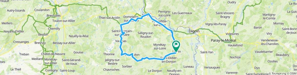 Route 2 Maison Vin D'Hus