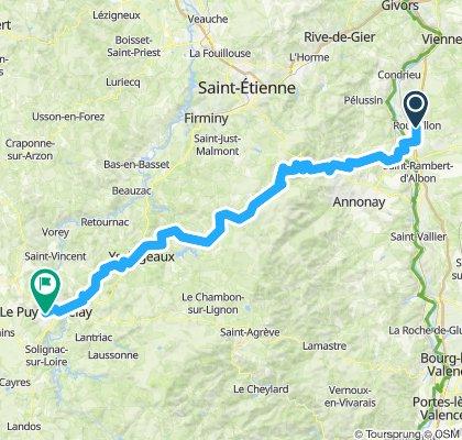 Roussillon - Le Puy en Velay