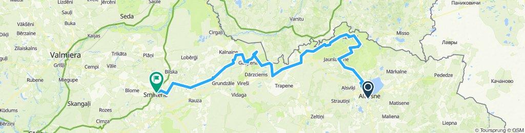 Latgale 2diena
