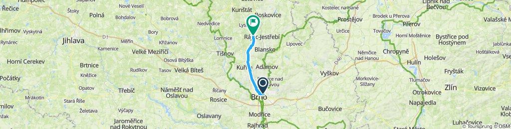 Brno - cerna hora