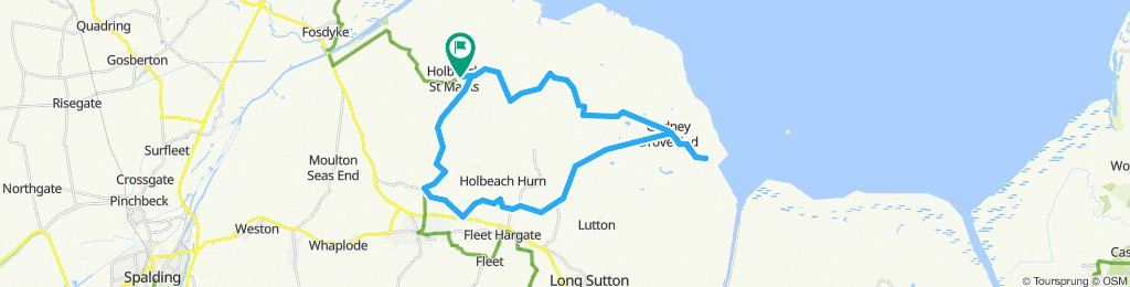 Holbeach Cycling