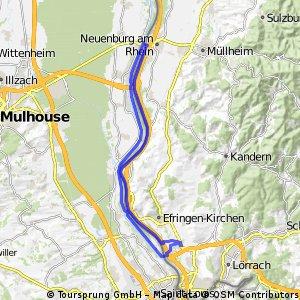 Eimeldingen Ottmarsheim