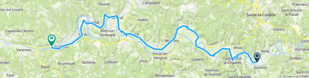 20190 3. dia Dordogne