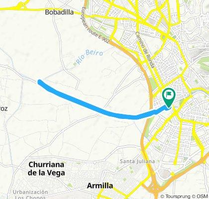 Ruta lenta en Granada2