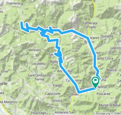 Tour Val Taleggio