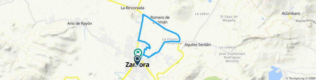 Libramiento Zamora
