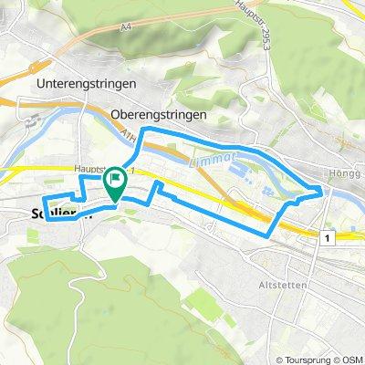 Rundroute 10 Km