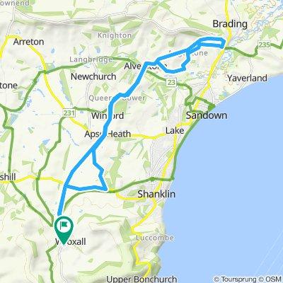 Wroxall - Brading Loop