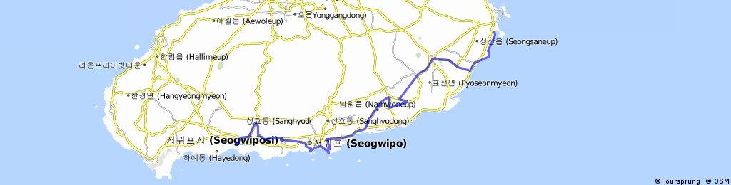Jeju JeongbangWaterfall (2010-05-31)
