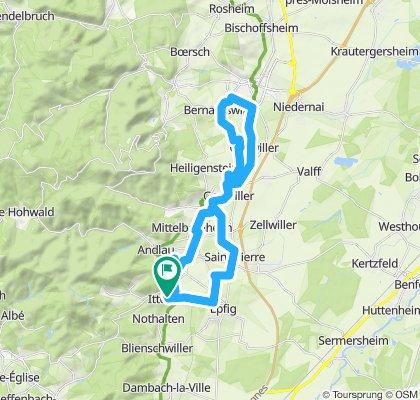 Itterswiller - Obernai
