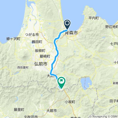 Getting out of Aomori