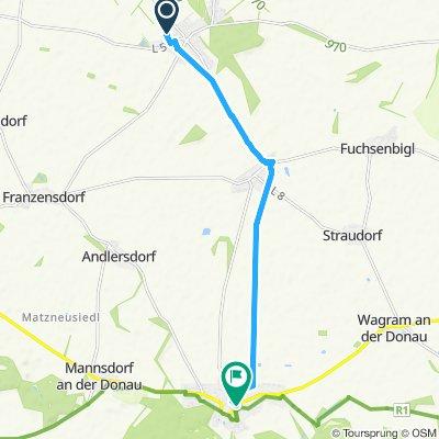 Moderate route in Kladno