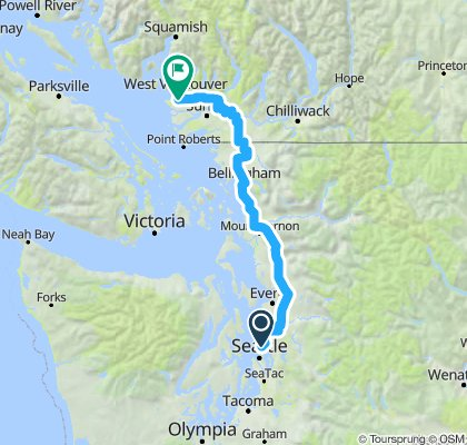 Seattle to Vancouver RSVP 2019