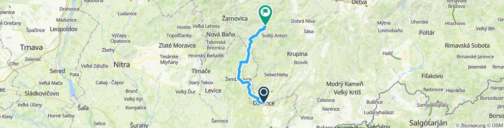 2019 - 4 - Dudince - Banska Stiavnica - 12.9.