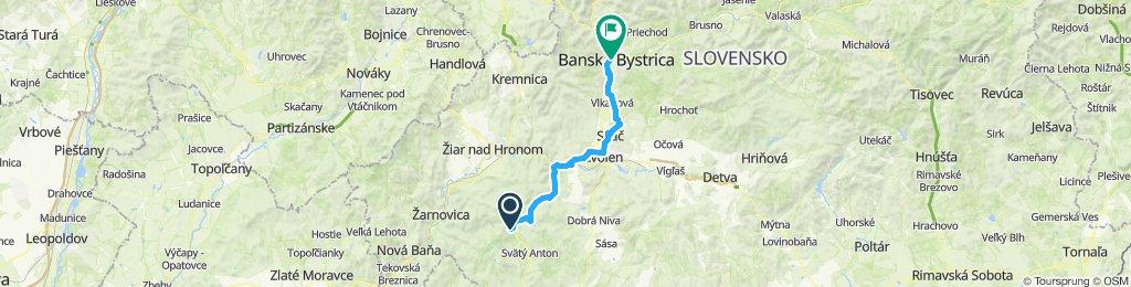 2019 - 6 - Banska Stiavnica - Banska Bystrica - 14.9.