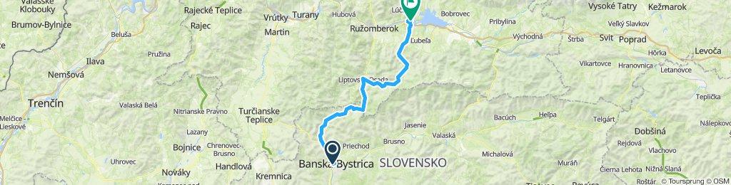 2019 - 7 - Banska Bystrica - Liptovsky Mikulas - 15.9.