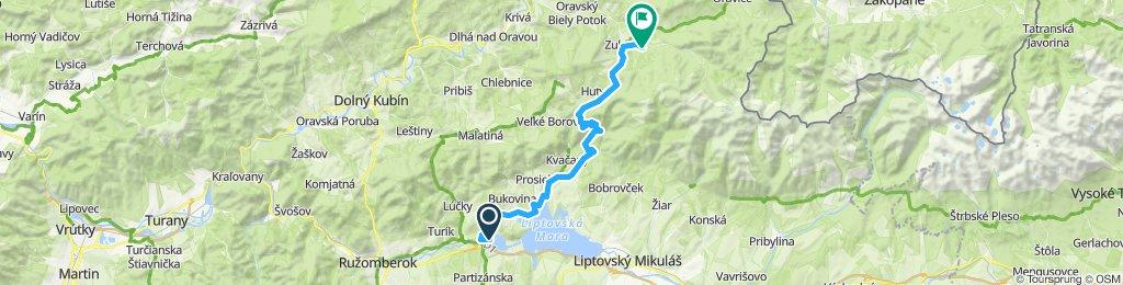 2019 - 8 - Liptovsky Mikulas - Zuberec - 16.9.
