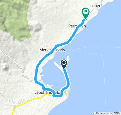 Flores-Sumbawa-Lombok-Bali, Indonesia, 09a, Labuan Lombok - Air Manis, 10 km