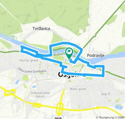 Osijek - bicikli