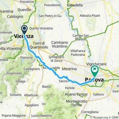Vicenza - Padova