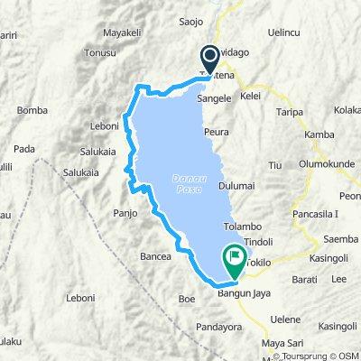 Sulawesi, Indonesia, 08, Tentena - Pendolo, 69 km
