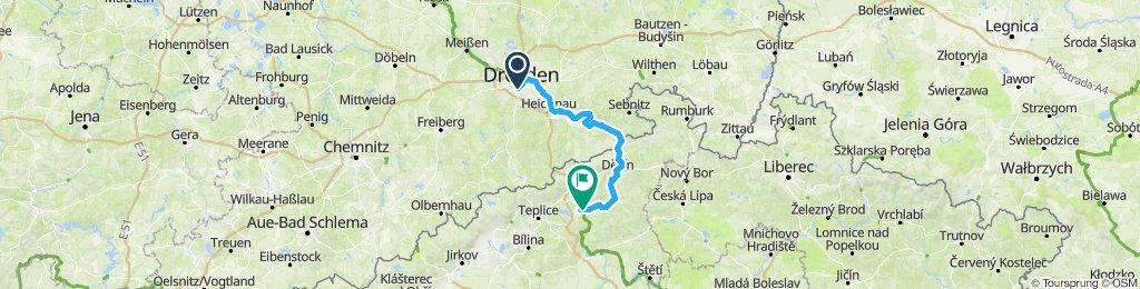 Dresden - Usti nad Labem