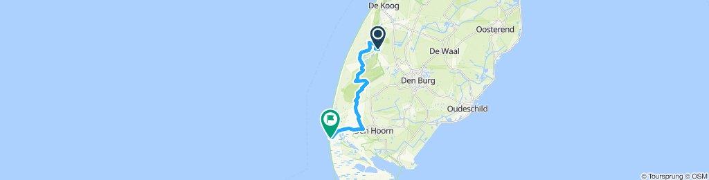 Moderate Route in Den Hoorn