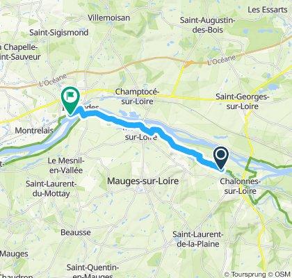 Facile à conduire Le Fresne-sur-Loire