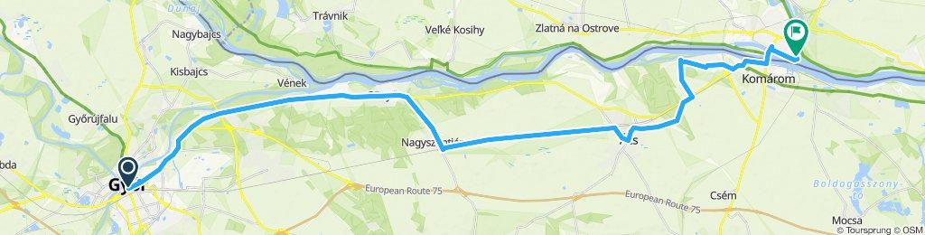 02 Györ Komarno 48 km