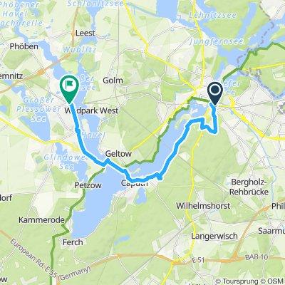 Potsdam Route