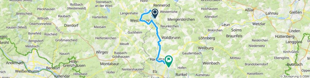 Holzbachschlucht-Wiesensee-Dehrn
