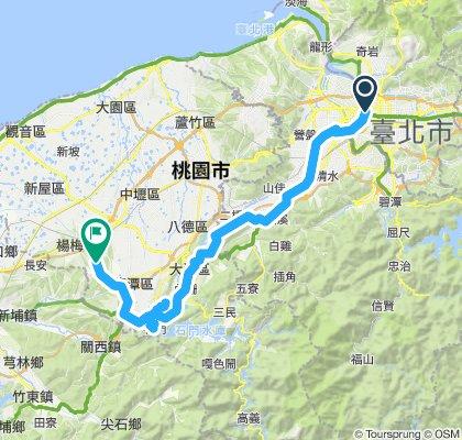 2019.08.31 大稻埕>三峽>大溪>龍潭>陽光山林