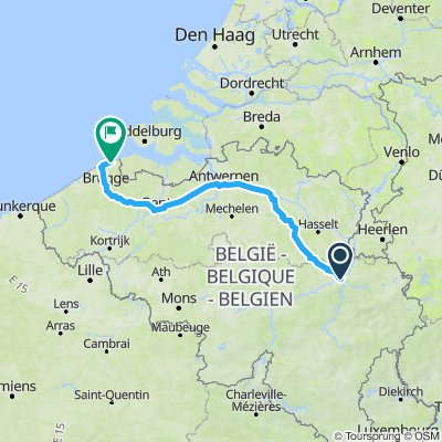 Liège - Knokke