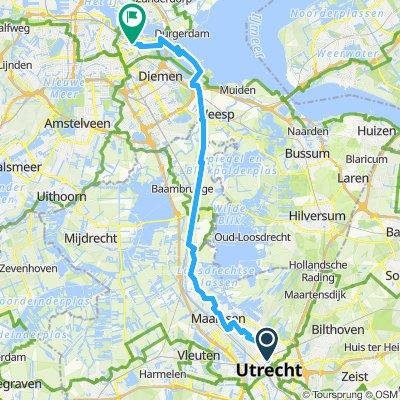 2019 - Utrecht - Amsterdam