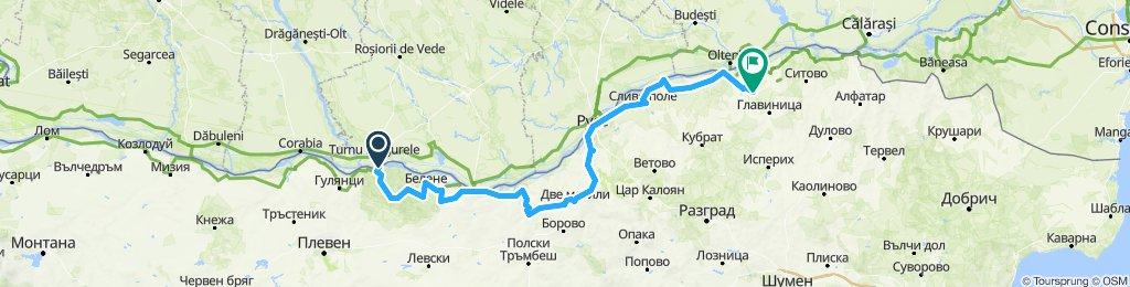 Дунав Ултра ден 2 - 1