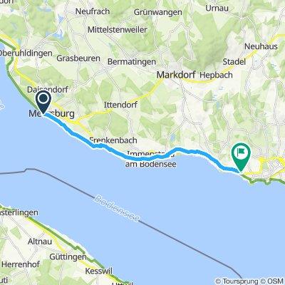 Bodenseeradtour 4. Tag (Teil 2)