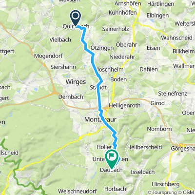 Mountainbike Tour zu Beate