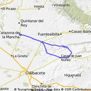 Tarazona-Jorquera-Villavaliente