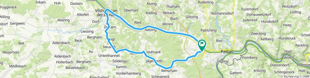 Passau_Jägerwirth_Vilshofen_Donauradweg_Passau
