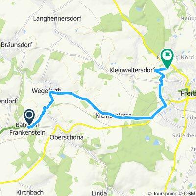 Frankenstein-FG 12km