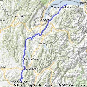 Critérium du Dauphiné 2010, Stage 1