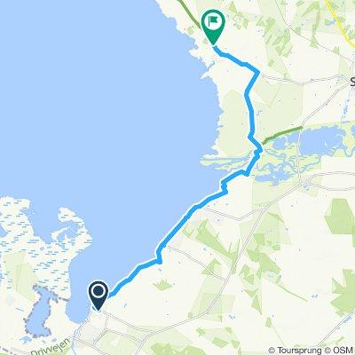 Bork Havn - Stauning Dänemark