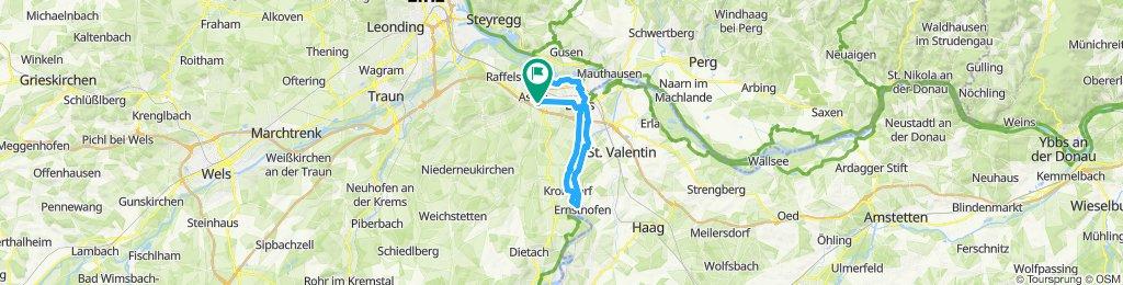 Asten-Enns-Kronstorf-Ernsthofen-Enns-Asten