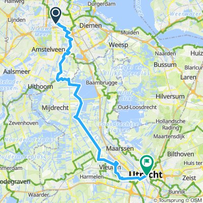 Ams - Utr (50km)